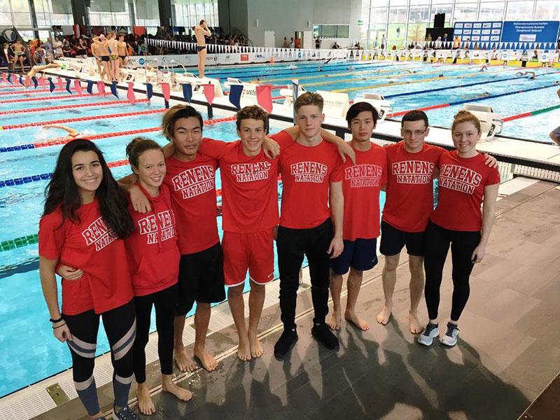 Championnat suisse petit bassin