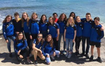 Camp Majorque groupe compétition