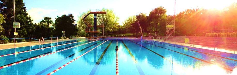 Ecole de natation été