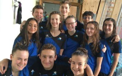 Championnat romand, Meeting de Pontarlier et Meeting de Fribourg