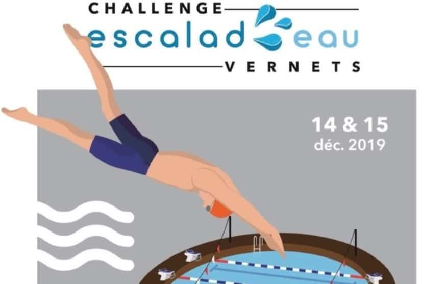 Challenge escalad'eau